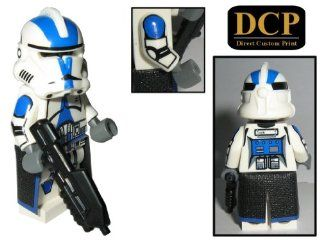 501st Legion Clone Trooper V.1   custom design Lego Star Wars Figur