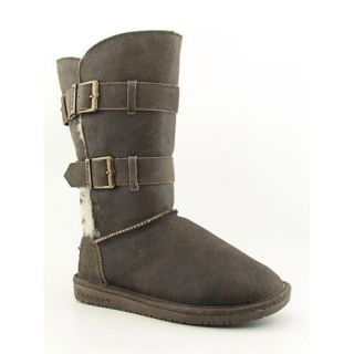 Bearpaw Womens Taylor Brown Boots