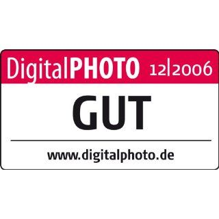 Pentax K100D SLR Digitalkamera mit DA 18 55 Kamera & Foto