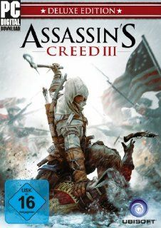 Assassins Creed 3   Digital Deluxe Edition [Download]