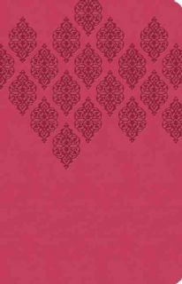 The KJV Study Bible King James Version, Pink, Study Bible (Paperback