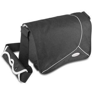 Mantona Mondstein SLR Kameratasche schwarz/weiß Kamera