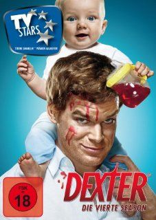Dexter   Die vierte Season [4 DVDs] Michael C. Hall