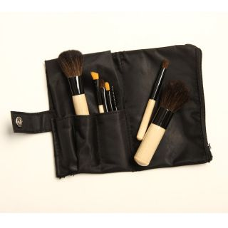 Morphe 601 Mini Sable 7 piece Makeup Brush Set