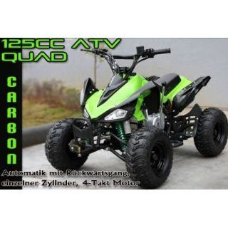 QUAD ATV 125CC SPORT EDITION RW GANG CARBON KXD Auto
