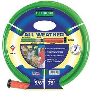Flexon All Weather (0.625 x 75) Garden Hose
