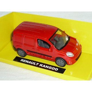 RENAULT KANGOO ROT KANGO 1/43 NEW RAY MODELL AUTO MODELLAUTO