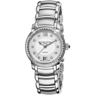 Frederique Constant Womens Ladies Automatic Stainless Steel Watch