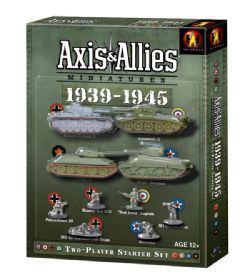 Axis and Allies Miniatures 1939 1945 (Game)