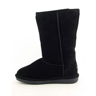 Bearpaw Womens Emma Black Boots