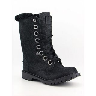 Bearpaw Womens Kayla Black Boots