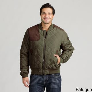 Sean John Mens Quilted Flight Jacket FINAL SALE