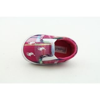Ralph Lauren Layette Infants Bal Harbour Repeat Pink Casual Shoes