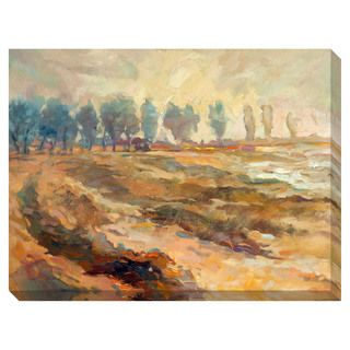 Countryside Oversized Gallery Wrapped Canvas