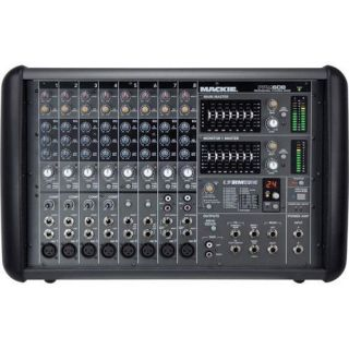 Mackie PPM608 8 channel Professional Powered Mixer