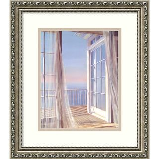 Carol Saxe Sea Breeze I Framed Art Print