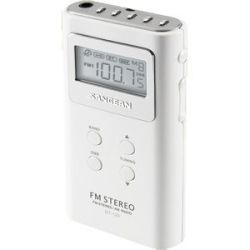 Sangean DT 120 AM/FM Stereo Pocket Radio