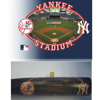 New York Yankees 34 inch Stadium Bat Today $73.99