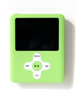 Hype HY 2880 M4 4 GB Green MP4 Player