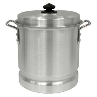Bayou Classic Aluminum Tamale Pot   12 qt.   Stockpots & Fryer Baskets
