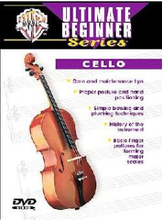Ultimate Beginner Series   Cello (DVD)