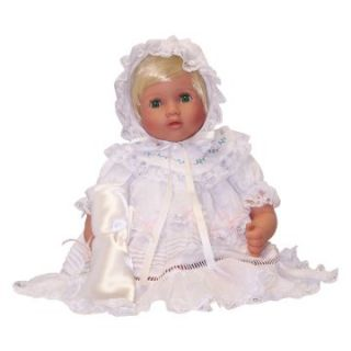 Molly P. Originals Lacy 18 in. Doll with Open Close Eyes   Baby Dolls