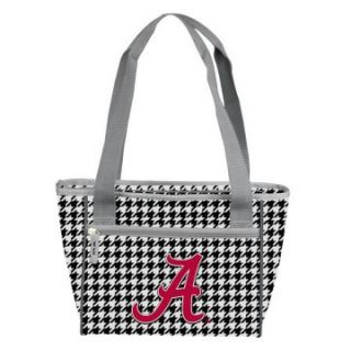 Logo Chair College Alabama Houndstooth 16 Can Cooler Tote   Coolers
