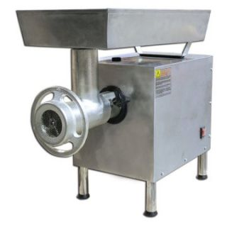 Omcan PSEE 22S Commercial Electric Meat Grinder   Meat Grinders at