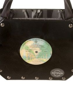 Spins Fleetwood Mac Rumors Album Handbag