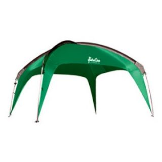 Paha Que Cottonwood Lt Shade Shelter Tent   120W x 120H in.   Green
