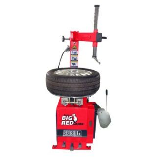 Torin TRE0810 Big Red Semi Automatic Tire Changer