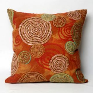 Liore Manne Graffiti Swirl Warm Pillow Set   Decorative Pillows at