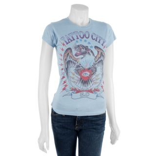 Ed Hardy Womens Tattoo T Shirt