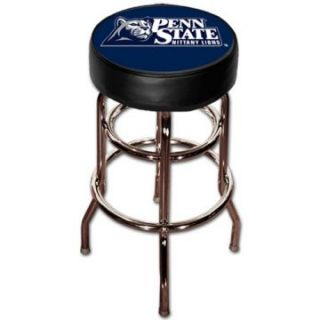 Sports Fan Products 30 Inch College Double Ring Vinyl and Chrome