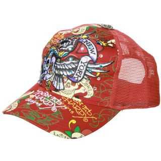 Ed Hardy New York City Skull Hat