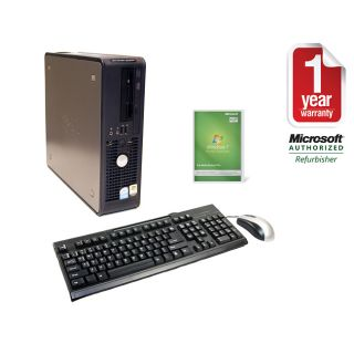 Dell OptiPlex GX620 3.2GHz 750GB SFF Desktop Computer (Refurbished