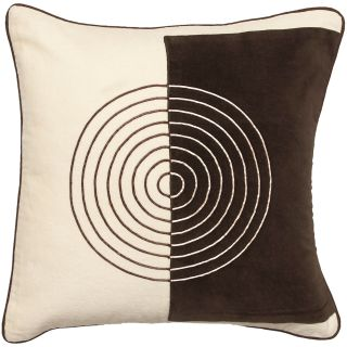 Bullseye 18x18 Jaco Decor Pillow