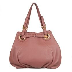 Fendi Selleria Leather Hobo Bag