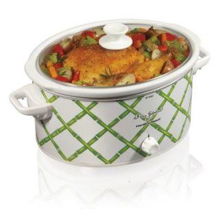 Hamilton Beach 33361 6 qt. Dana Gibson Slow Cooker   Slow Cookers at