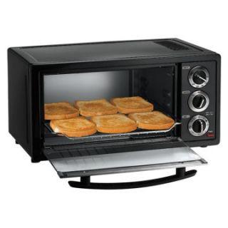 Hamilton Beach 31508 6 Slice Toaster Oven   Toaster Ovens
