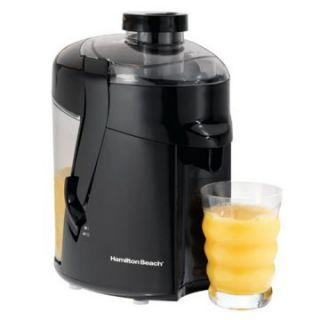 Hamilton Beach 67801 HealthSmart Juice Extractor   Juicers at