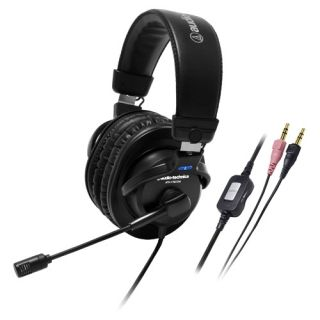 Audio Technica ATH 770COM Headset   Stereo   Mini phone