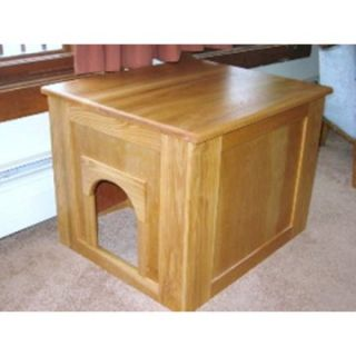 Cat Litter Concealment Cabinet   Flat Panel   Litter Boxes at