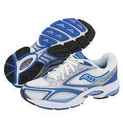 Saucony Grid Trigon 3 Guide White/Silver/Blue
