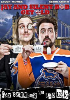 Jay And Silent Bob Get Old Tea Bagging In The UK (DVD)