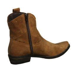 Luichiny Womens West Turn Cowgirl Boots
