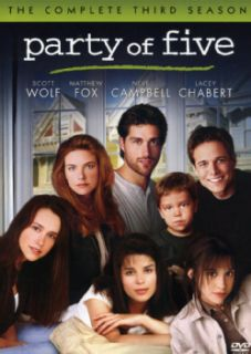 Party of Five   The Third Season (DVD)