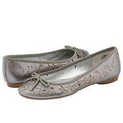 AK Anne Klein Precious Pewter Multi Leather