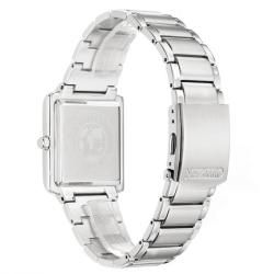 Citizen Mens Eco Drive Stainless Steel Quartz Watch