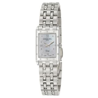 Raymond Weil Tango Womens Mini Mother of Pearl Dial Watch